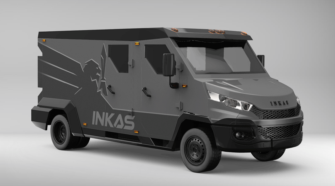INKAS® Launches a New Eco-Friendly Cash-In-Transit Iveco Daily 6 ...